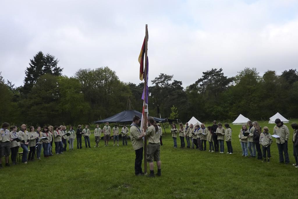 Pfingstlager 2009 in Overasselt - Photo