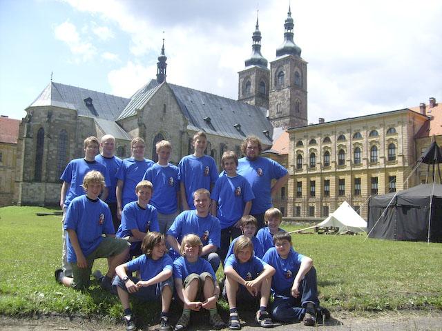 Die Juffis in Tschechien
