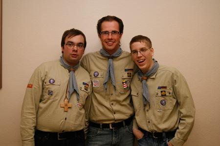 Photo des neuen Vorstandteams