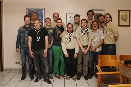 Photo der Gründungsmitglieder